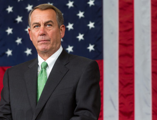 "Did John Boehner Just Go ""All In"" On Pot? It Sure Seems That Way"